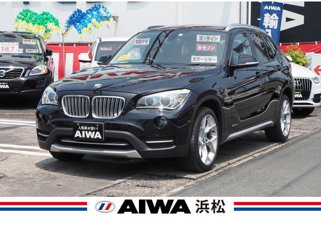 BMW sDrive 18i xライン 純正ナビ ETC キセノン