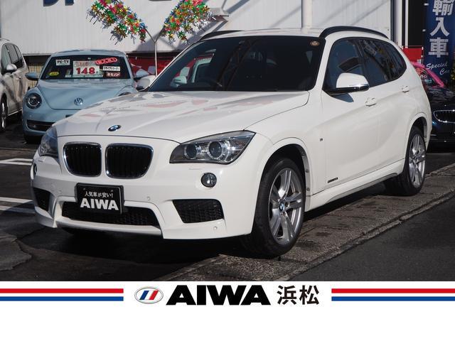 BMW sDrive 20i Mスポーツ 純正ナビ バックカメラ
