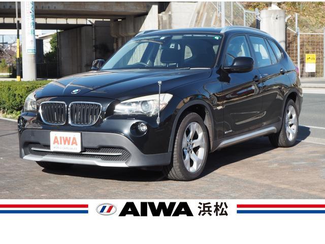 BMW sDrive 18i 禁煙車 ポータブルナビTV スマートキー AUX外部接続端子 純正17インチAW キセノン オートライト ミラー一体型ETC