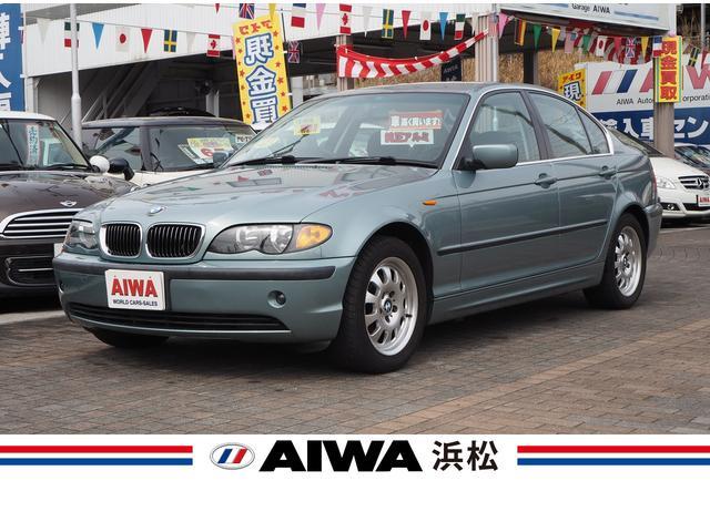 BMW 320i 禁煙車 純正CDデッキ パワーステアリグ パワーウインドウ 純正16インチAW キーレス ETC