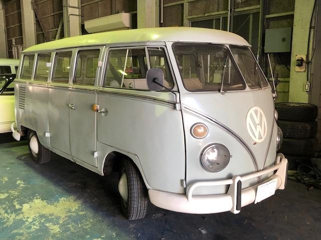 フォルクスワーゲン 15W ブラジルバス