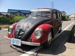 VW ビートルウッディーワゴン