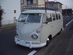VW タイプII11W ローダウン サファリウインドウ