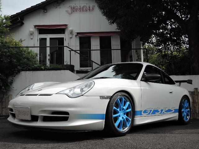 ポルシェ 911 GT3 RS 6MT 新車並行