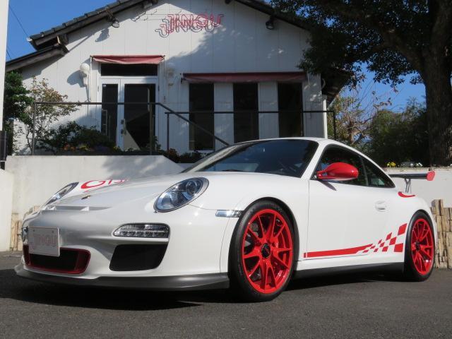 ポルシェ 911GT3 RS 6MT 新車並行車 左ハンドル