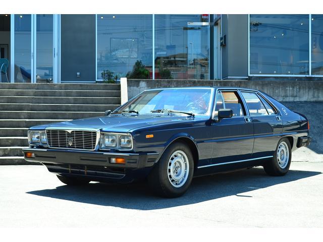 マセラティ V8 4.2  5MT 生産台数51台