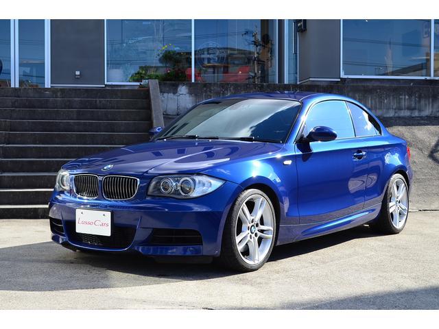 BMW 135i クランツ・ジガ・プラスパット 6速MT