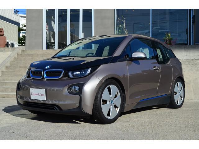BMW レンジ・エクステンダー装備車 シートヒーター付き