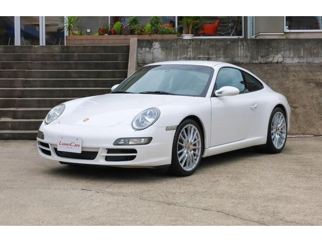 ポルシェ 911カレラ 911カレラ(4名)6MT ディーラー車
