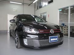 VW ゴルフGTI ナビ・Bカメラ 1オーナー 管理ユーザー車