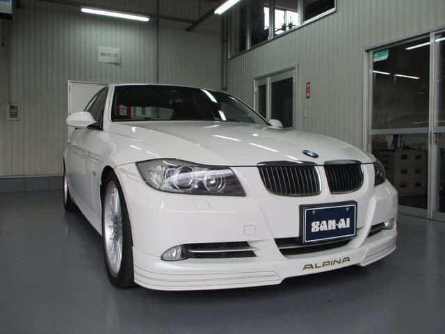 BMWアルピナ ビターボ リムジン 左H 地デジ