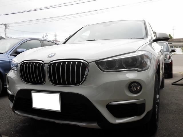 BMW xDrive 20i xライン ハイラインパッケージ