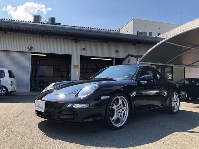 ポルシェ 911カレラS スポーツクロノPKG 6MT