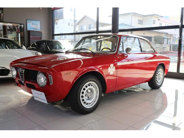 アルファロメオ GTA 1300 Junior