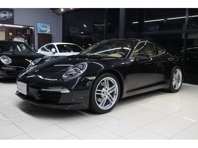ポルシェ 911カレラ 7MT スポーツクロノ PASM