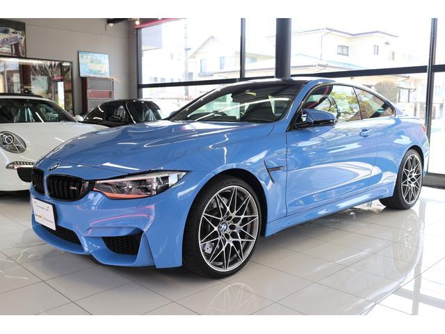 M4(BMW) M4クーペ コンペティション 中古車画像