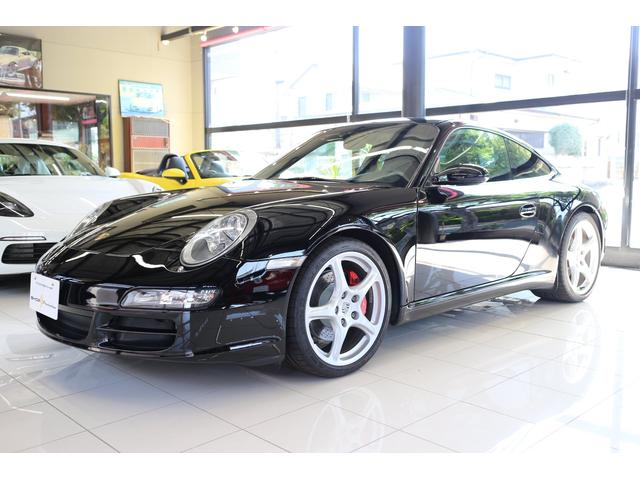 ポルシェ 911カレラS 6速MT ディーラー車