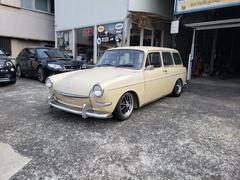 VW タイプIII1967モデル バリアント ローダウン アルミホイール