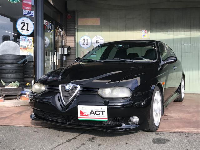 アルファロメオ GTA 左ハンドル 6MT