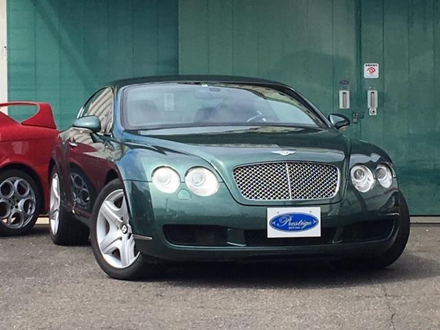 ベントレー GT