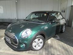 MINIクーパーD デモカー ETC純正ナビLEDライト付認定中古車
