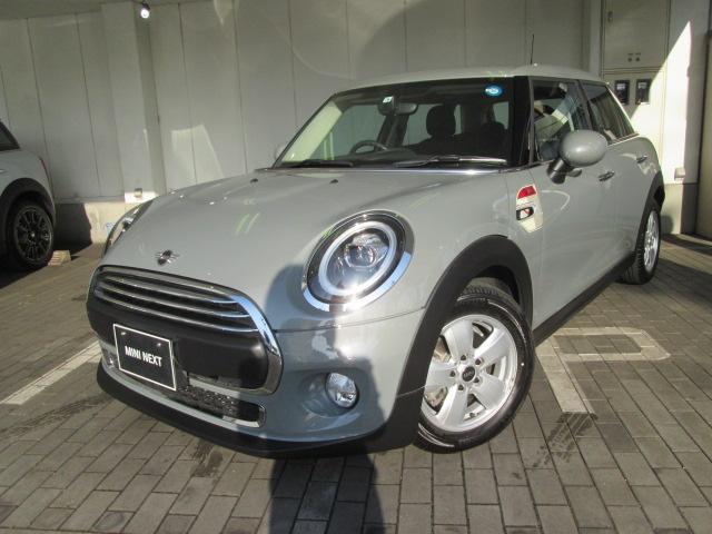 MINI ヴィクトリア 純正ナビETC デモカー認定中古車
