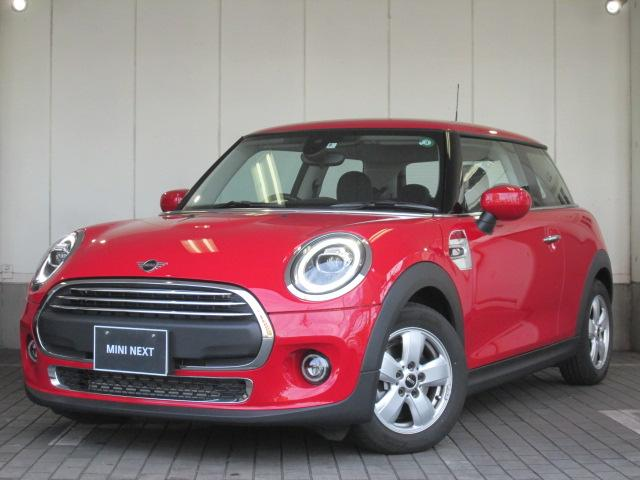 MINI(ミニ) ワン デモカー 中古車画像