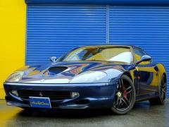 フェラーリ 550マラネロ コーンズディーラー車 フィオラノハンドリングpkg
