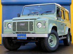 ランドローバー ディフェンダー110 HeritageLimitedEdition 限定車
