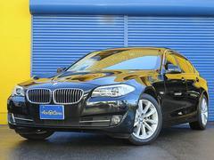 BMW528i 黒革シートヒーター HDD地デジ バックカメラ