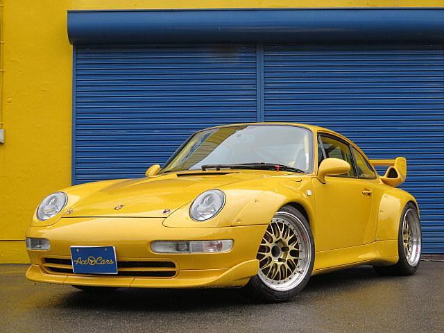 ポルシェ 993RS  クラブスポーツ GT2version
