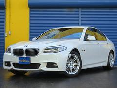 BMW523i Mスポーツパッケージ1オーナー 禁煙車