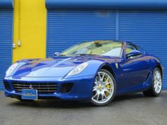 フェラーリ 599F1 LEDカーボンステアリング