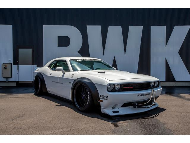 ダッジ LB-WORKS DODGE Challenger SXT