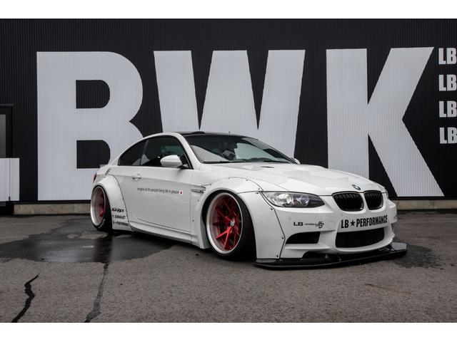 "BMW M3 LB-WORKS M3クーペ ""M Driveパッケージ"""