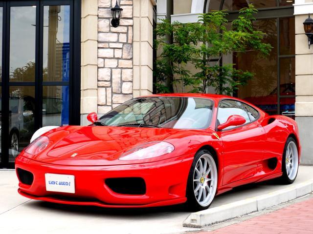 「フェラーリ」「フェラーリ 360」「クーペ」「愛知県」の中古車