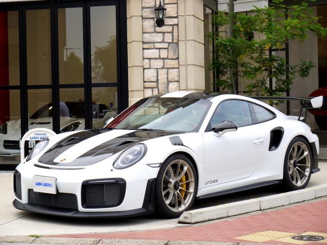 ポルシェ 911GT2 RS ディーラー車