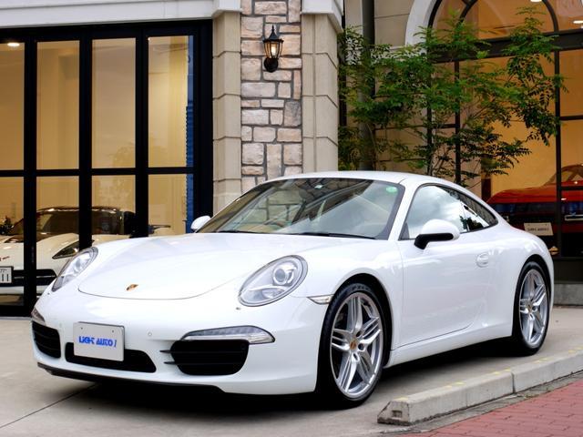 ポルシェ 911カレラ ディーラー車