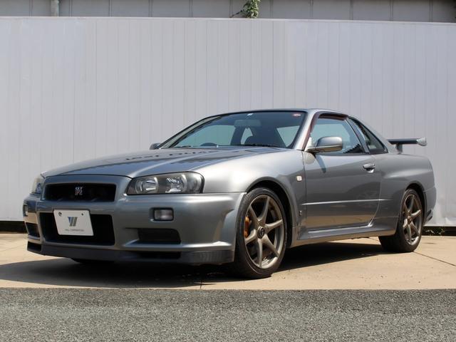 日産 GT-R 整備履歴有り 禁煙車 ノーマル