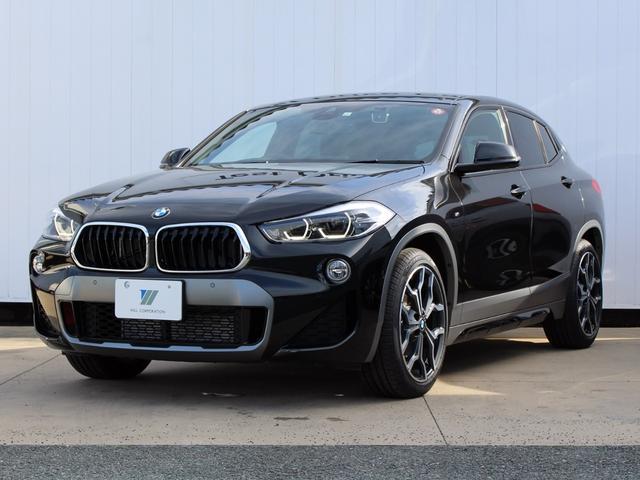 BMW xDrive 18d MスポーツX 新車保証継承