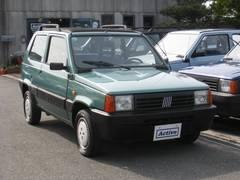 フィアット パンダ1100 セレクタ サンルーフ