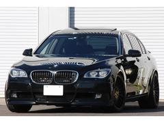 BMW760Li V12 ロング HAMANNエアロ 後期