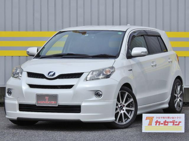 トヨタ イスト 150G ジムゼ スーパーチャージャー付