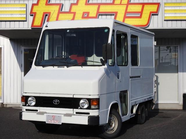 トヨタ クイックデリバリー  100 パワーゲートS スポーツシート