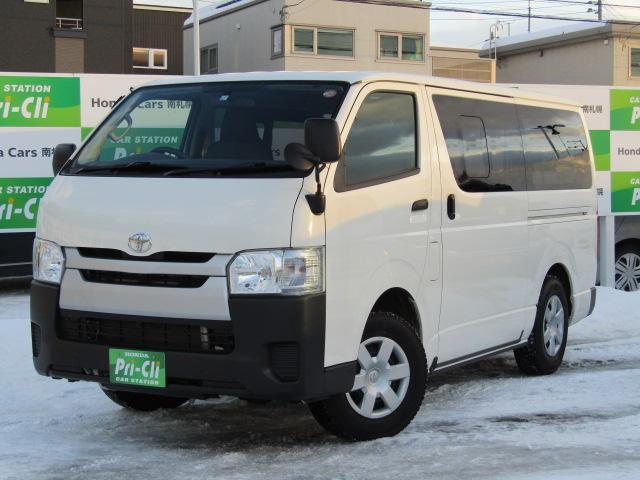 トヨタ ロングDX 4WD 純正ナビ 当社レンタアップ車