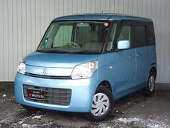 スペーシアG 4WD 純正メモリーナビ バックカメラ