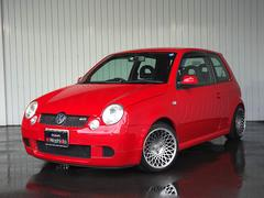 VW ルポGTI ローダウン 社外マフラー