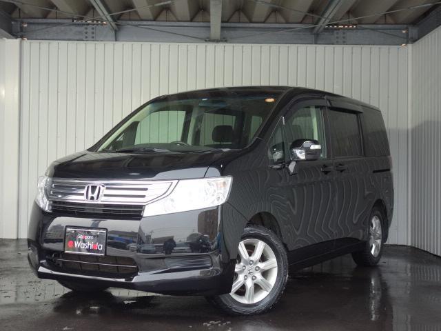 ホンダ L 4WD 純正HDDナビ バックカメラ エンスタ