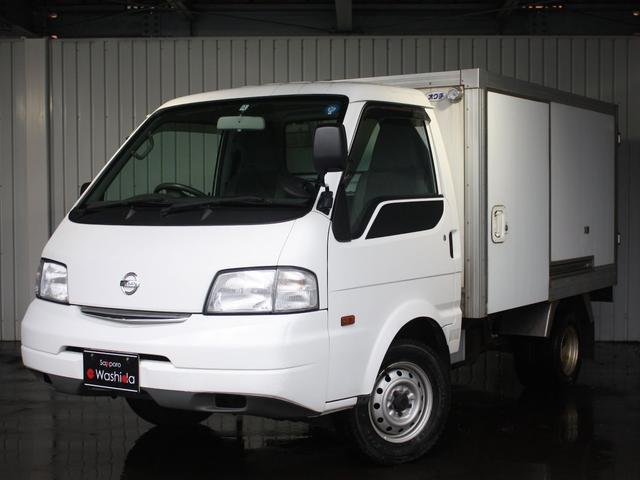 日産 GL 4WD 蓄冷式冷蔵車 +5℃から+10℃設定
