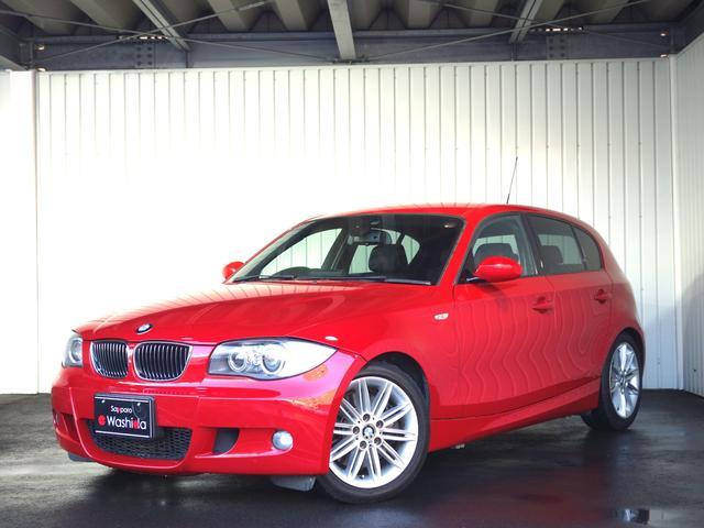 BMW 130i Mスポーツ 黒革シート HID